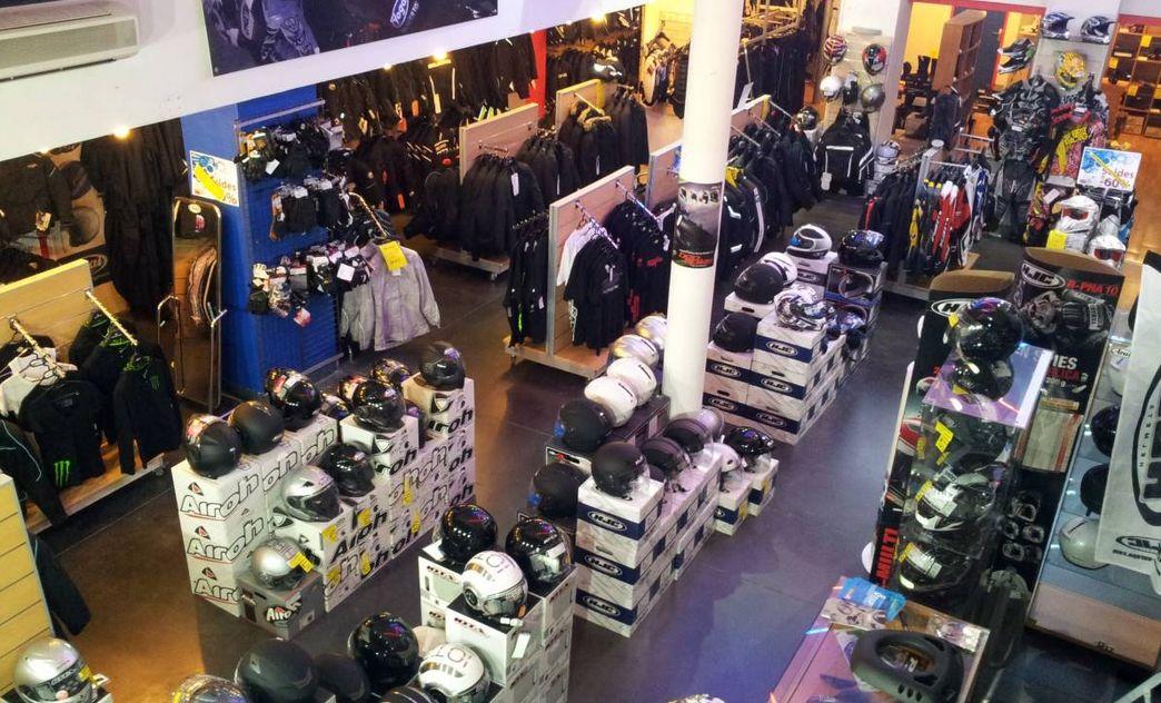 magasin accessoires moto